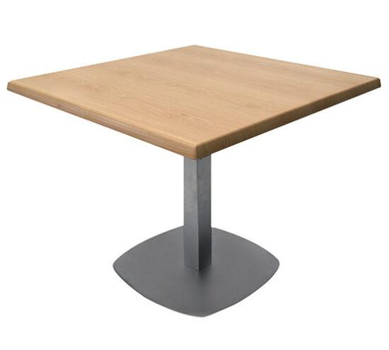 Mesa estratificada base semi cuadrada uso industrial