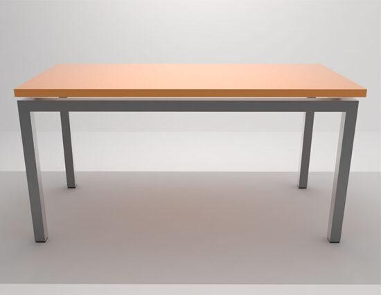Mesa para comedor industrial larga LP