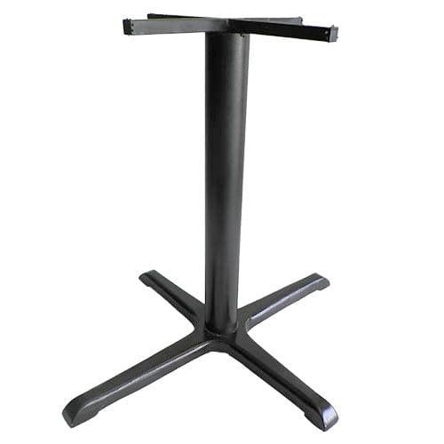 Base cruz para mesas irregular