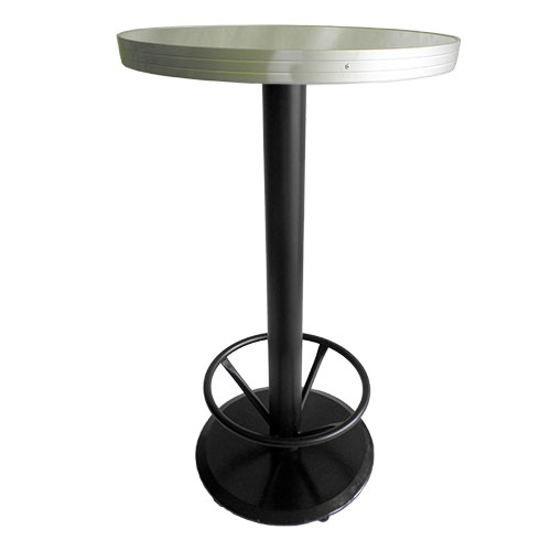 mesa para bar alta con pies para bar casinos y restaurantes