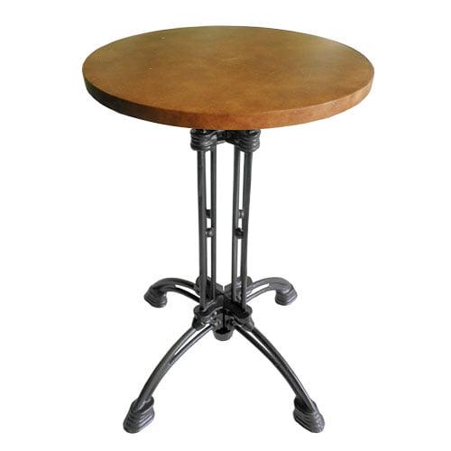 mesa para cafeteria bristo vintage