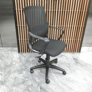 Oficina low-cost Roma ejecutiva Negro oficinas