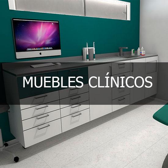 MUEBLES CLINICOS PARA HOSPITALES