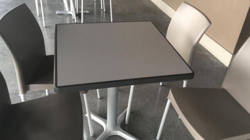 Sillas y mesas para cafeterias y comedores industriales fabricación norte mexico