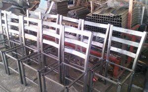 Fabricante de sillas para restaurantes, cafeterías y comedores