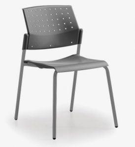 sillas para comedores industriales y cafeterías